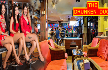 Drunken Duck bar and guesthouse Soi LK Metro Pattaya