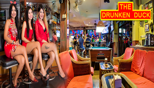 Drunken Duck guesthouse Pattaya