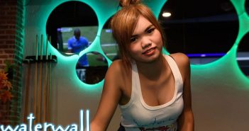 Waterwall lounge bar LK Metro Pattaya